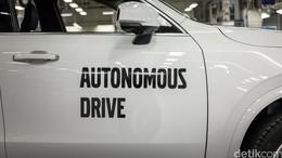 Ini Kunci Kesuksesan Mobil Tanpa Pengemudi