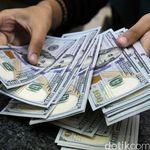 Masih Tinggi, Dolar AS Pagi Ini Rp 14.622