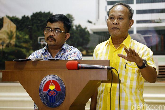 Hal itu disampaikan oleh Ketua Pembina Presidium Pemuda Indonesia (PPI) Rudy Darmawanto kepada wartawan di Kantor Kemenpora, Senayan, Jakarta, Selasa (13/09/2016).