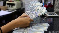 Money Changer Ini Jual Dolar AS Rp 14.455