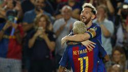 Messi Akui Ingin Neymar Kembali ke Barcelona