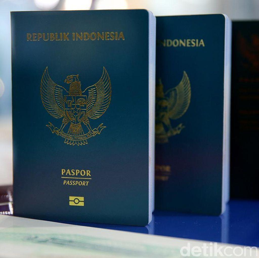 Begini Syarat Perpanjang Paspor Offline dan Online
