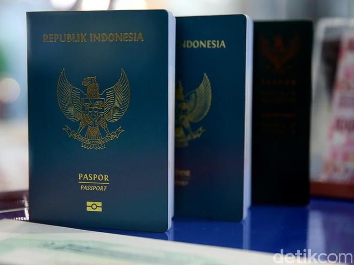 Begini Syarat Penggantian Paspor