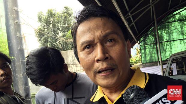 Ketua DPP PKS Mardani Ali Sera, di Jakarta, 2016.