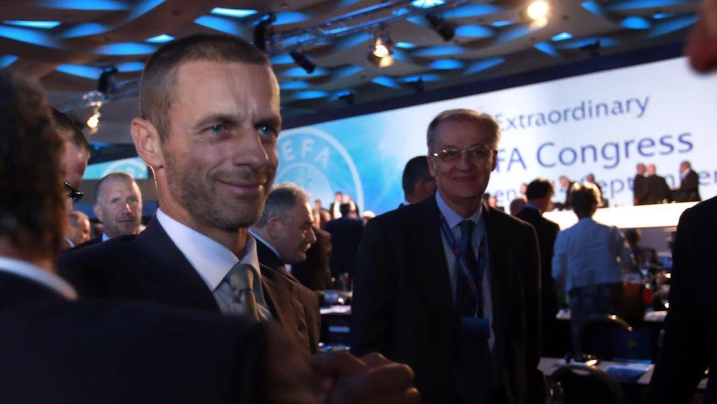 UEFA Bakal Terus Lawan FIFA untuk Gagalkan Piala Dunia 2 Tahunan!