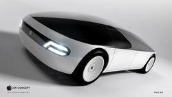 Apple Akan Pasok Sensor Mobil Otonom
