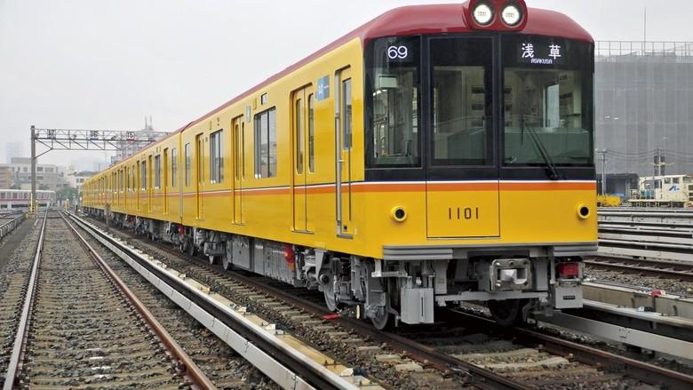 Foto: (Tokyo Metro)