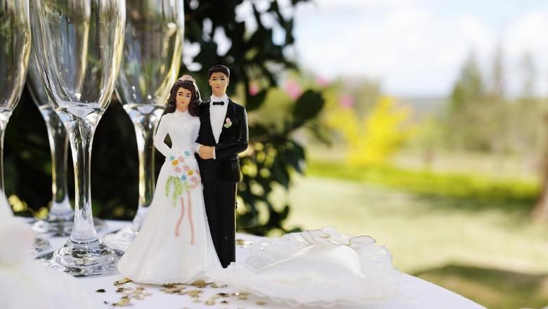 Ilustrasi pernikahan usia dini/ Foto: Thinkstock