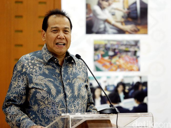 Founder and Chairman CT Corp Chairul Tanjung/Foto: Rengga Sancaya
