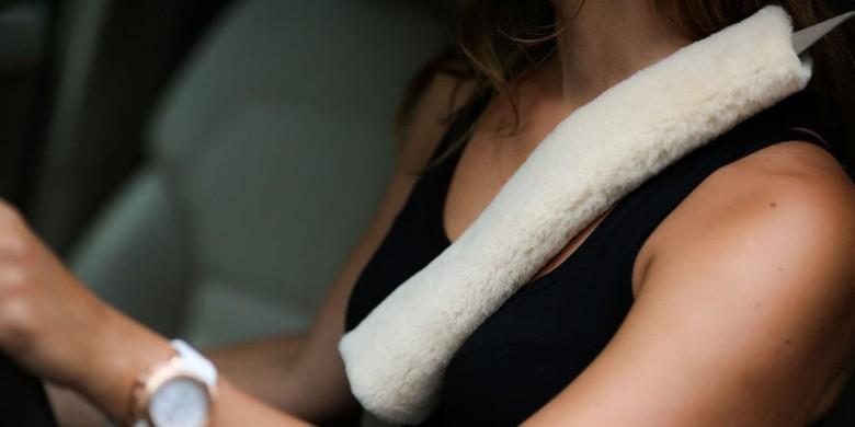 Beragam Seat belt unik yang ada di pasaran.