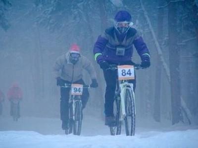 Rusia Punya Lomba Balap Sepeda Terdingin di Dunia