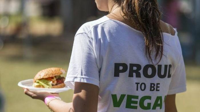 Diet vegan banyak dijadikan gaya hidup masa kini (Foto: Getty Images)