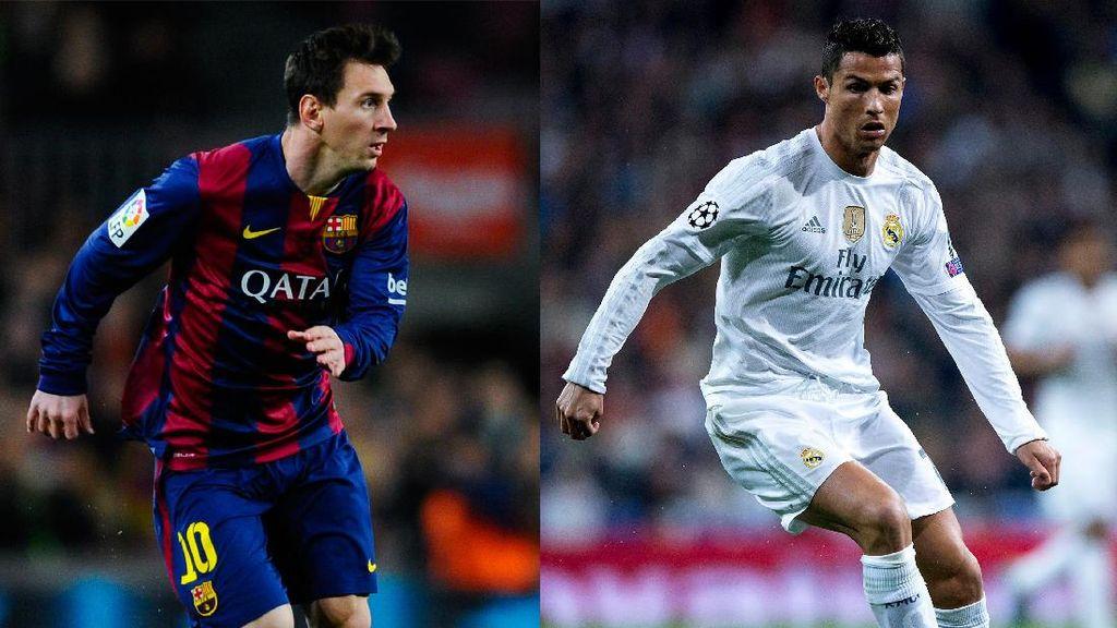 Jumpa Saat Nobar Piala Dunia, Cerai akibat Messi-Ronaldo