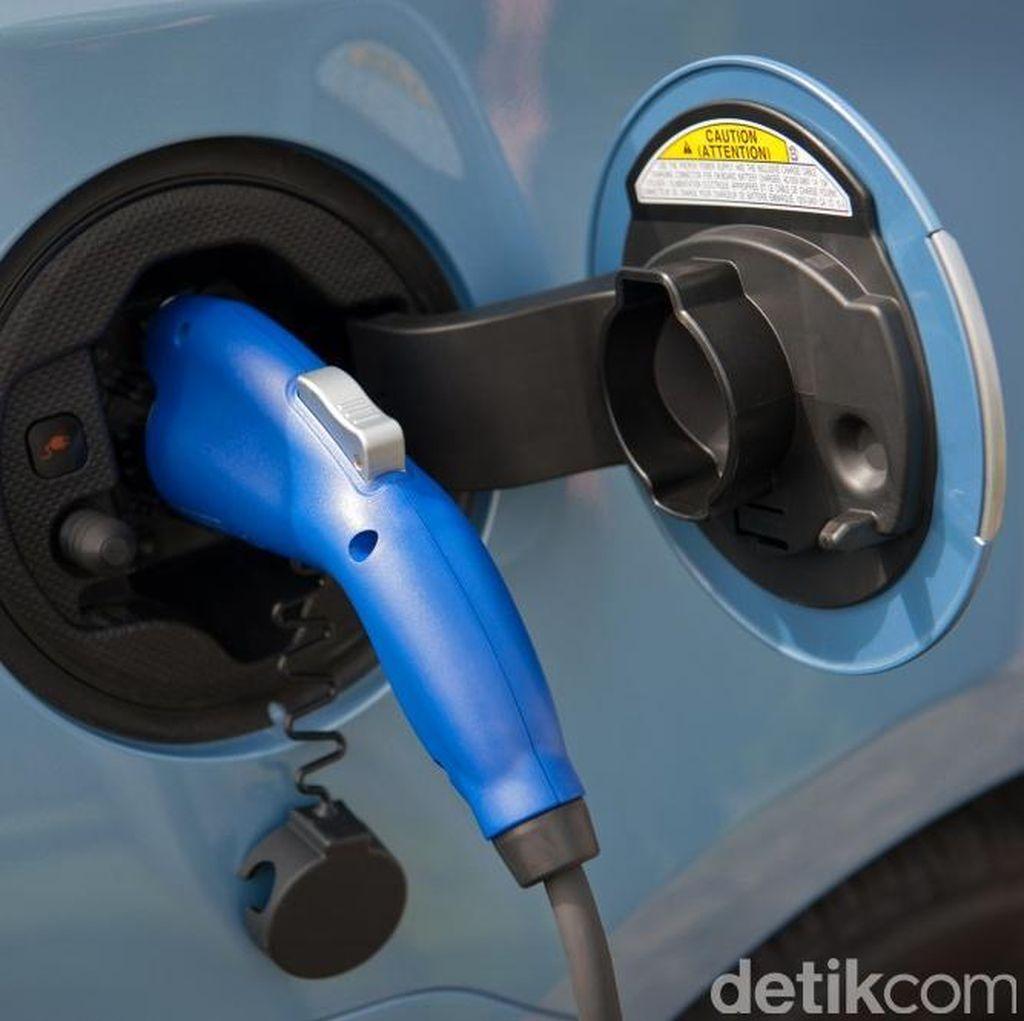 Tahun 2025 Mobil Rendah Emisi Bisa Lebih dari 20 Persen