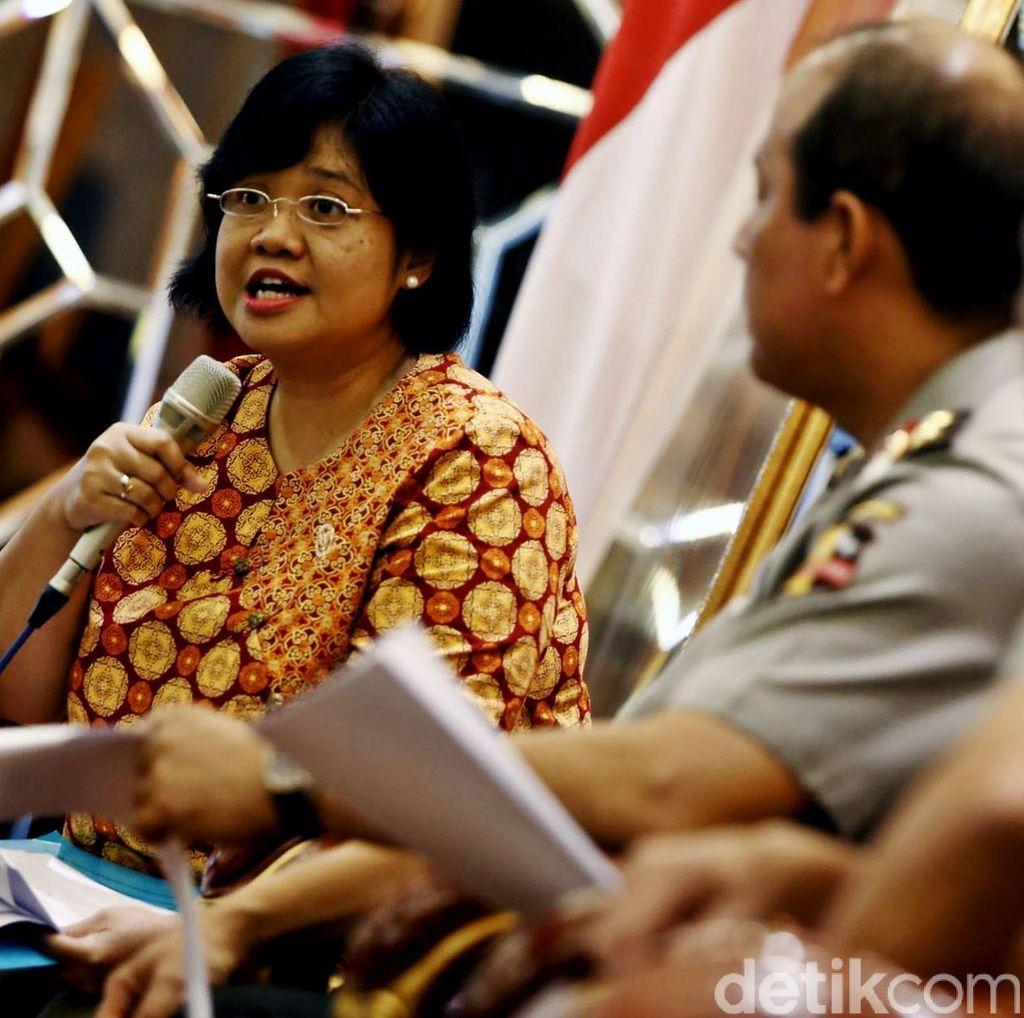 Tito Mundur, Kompolnas Dorong Presiden Segera Tunjuk Kapolri Definitif
