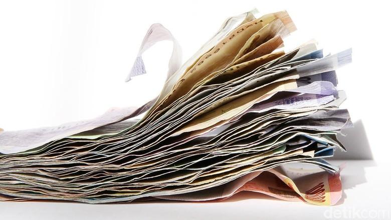 Heboh Nasabah Bayar Utang ke Bank Pakai Uang Mainan Rp 4 Miliar