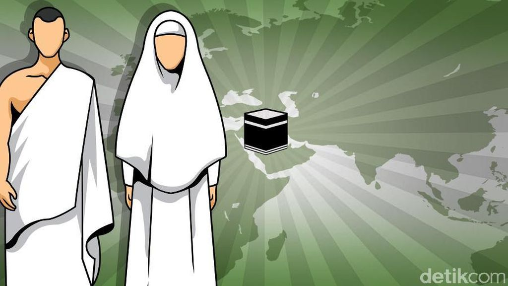Jemaah Gagal Berangkat Haji Diusul Dapat Insentif, Ini Bocorannya