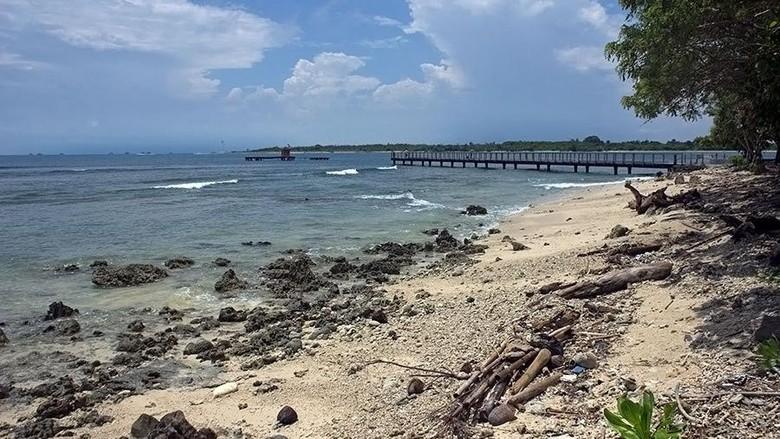 Ilustrasi Tanjung Lesung (Johanes Randy/detikTravel)
