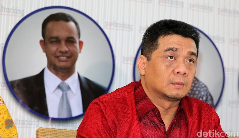 Gerindra: Anies Temui Pengembang Reklamasi untuk Kepentingan Jakarta