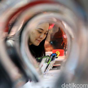 175 Perusahaan Elektronik China hingga Hong Kong Bakal Kumpul di JCC