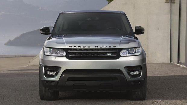 Jaguar siapkan Range Rover hybrid.