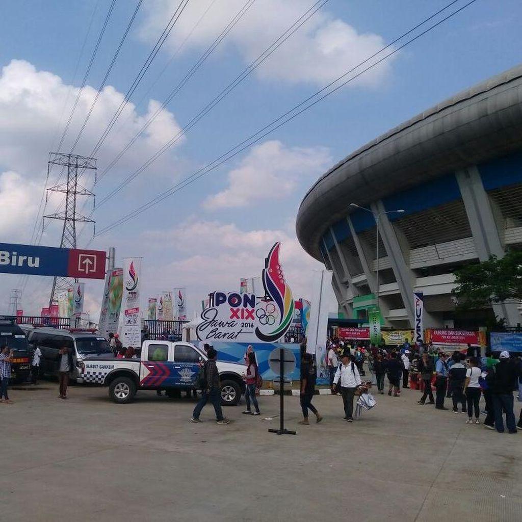 7 Aki Genset Stadion BLA Hilang, Pemkot Bandunf Merugi Puluhan Juta