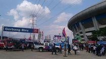 Jadi Kandidat Tuan Rumah Semifinal Piala AFF, Stadion GBLA Masih Rapikan Rumput