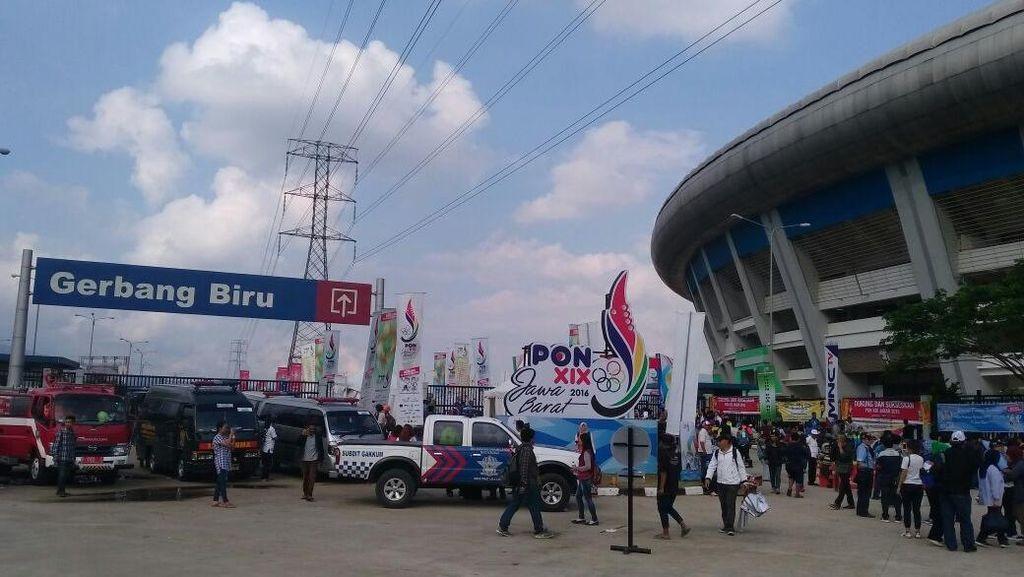 Stadion GBLA Mulai Direnovasi untuk Asian Games