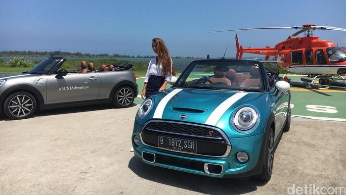 BMW Group Indonesia telah meluncurkan dua model terbarunya yaitu New Mini Clubman pada Maret lalu dan juga New Mini Cabrio di ajang Gaikindo Indonesia International Auto Show (GIIAS) lalu. Kali ini BMW Group Indonesia melalui brand Mini, mengundang jurnalis otomotif nasional untuk menguji kedua mobil ini di Bali