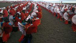 Festival Gandrung Sewu Terbukti Geliatkan Ekonomi Banyuwangi