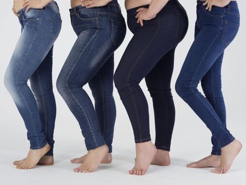 39% Wanita Simpan Jeans Lama yang Kekecilan untuk Motivasi Turun Berat Badan