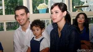 Aww! Lucunya River, Putra Fachri Albar dan Renata Kusmanto