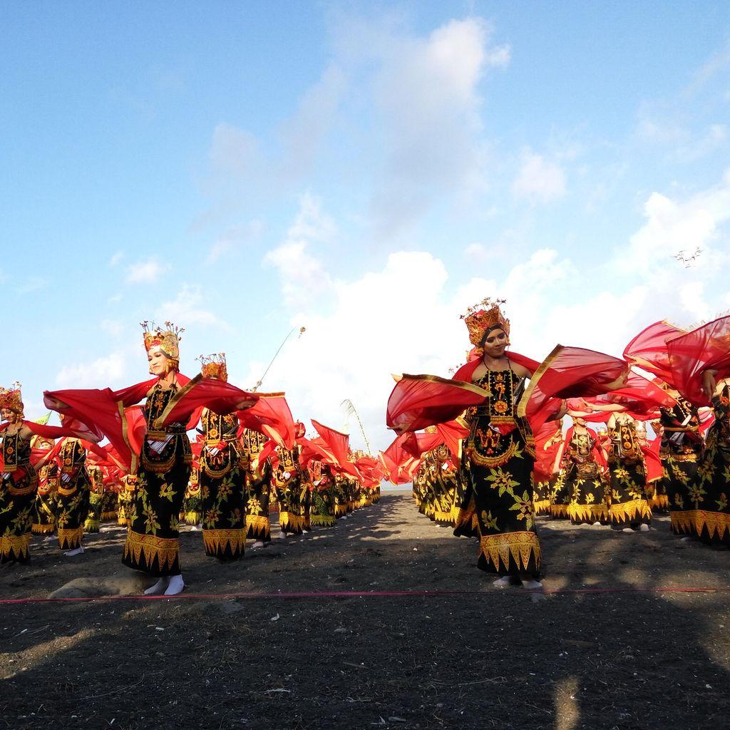 Penolakan Festival Gandrung Sewu yang Tak Digubris Penyelenggara
