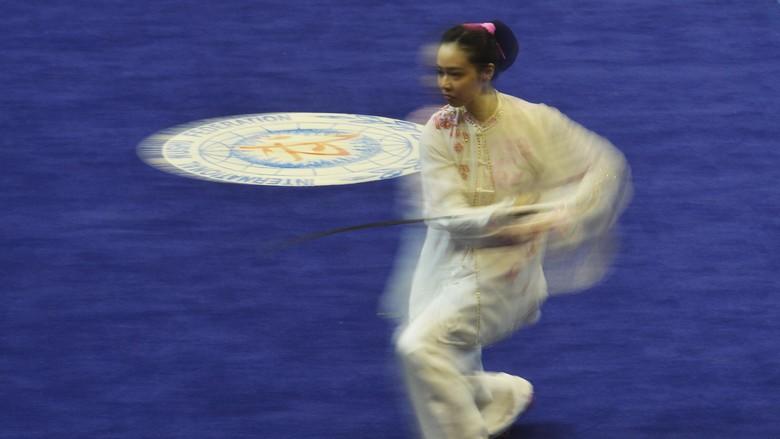 Wushu Indonesia Targetkan Satu Emas di Asian Games