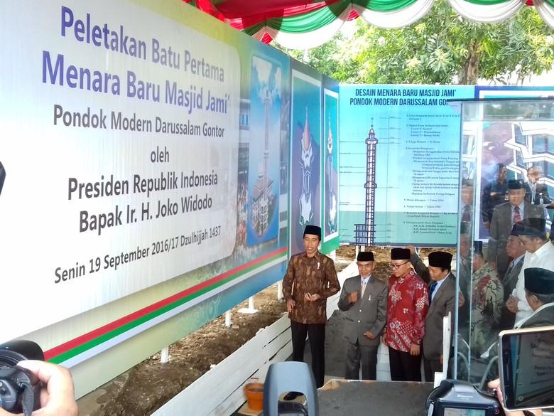 Jokowi: Saya Sedih Lihat Komentar-komentar di Berita Online