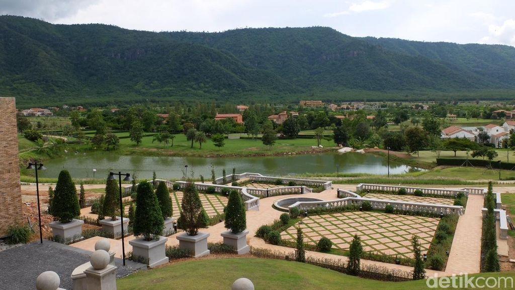 Ingin Menikmati Pemandangan Tuscany, Italia? Datang ke Kota di Thailand Ini
