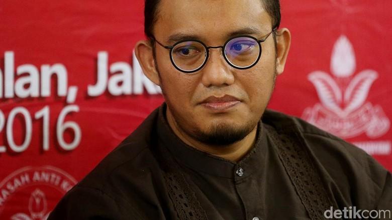 Dahnil Anzar: Novel Diantar ke KPK Simbol Penjagaan Publik
