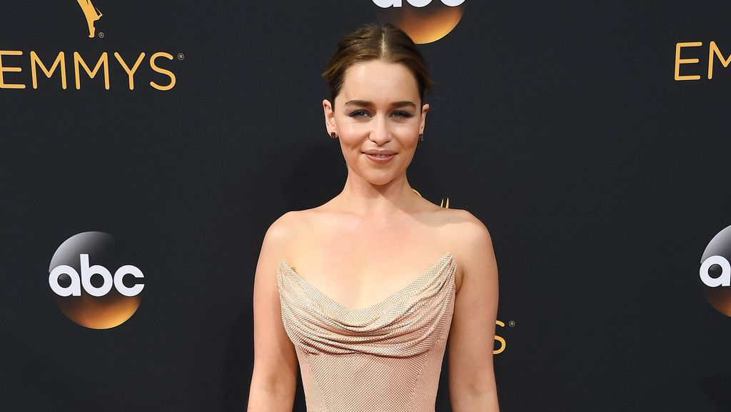 Foto: Cantiknya Penampilan Para Aktris Game of Thrones di Emmy Awards 2016
