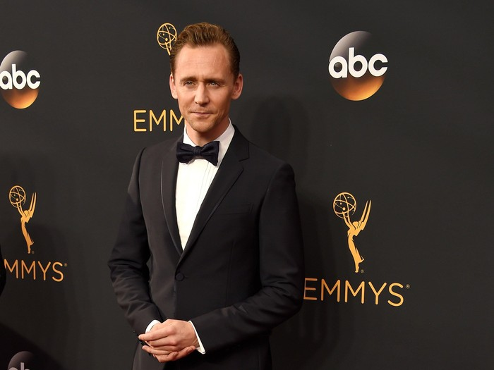Tom hiddleston, emmy awards 2016