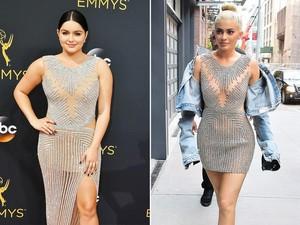 Ariel Winter Pakai Baju Sama dengan Kylie Jenner, Siapa yang Lebih Seksi?