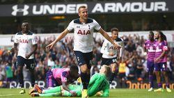 Gol Tunggal Kane Bawa Spurs Atasi Sunderland