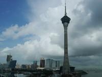 Terakhir, Macau Tower menjadi penutup lokasi prewedding pasangan Jusup dan Clarissa di 5 benua. Semoga acaranya lancar sampai hari H! (Kurnia/detikTravel)