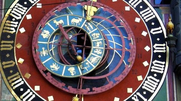 Jam tersebut dibangun pada tahun 1530 (Bern Tourism)
