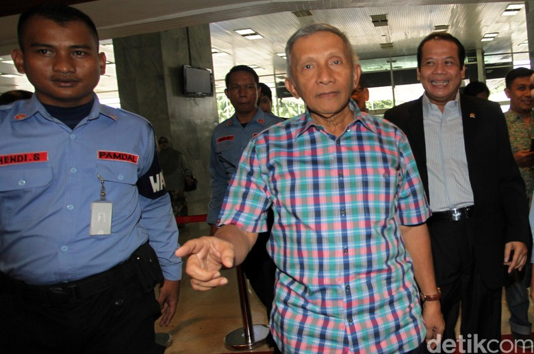 Soal Amien Rais yang Disebut Prabowo Turunkan Beberapa Presiden