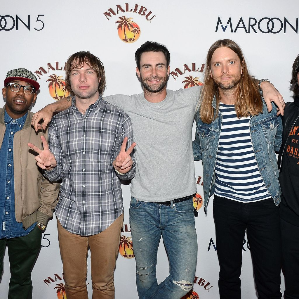 Sambut Musim Panas, Maroon 5 Suguhkan Reggae di Three Little Birds