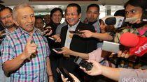 Tantangan dan Serangan Amien Rais ke Jokowi