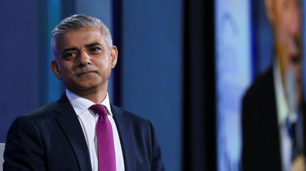 Trump Sebut Orang Nomor 1 di London 'Pecundang'