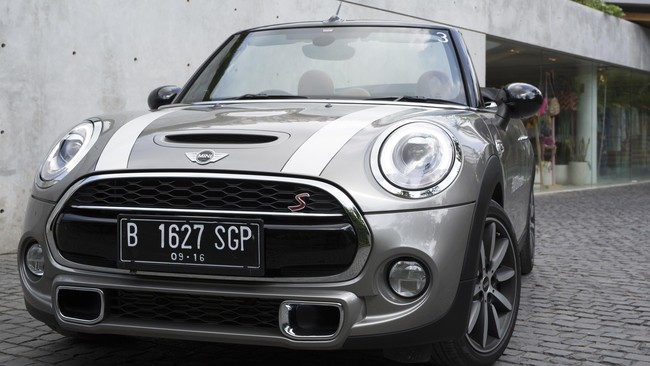 Foto: MINI BMW Group Indonesia