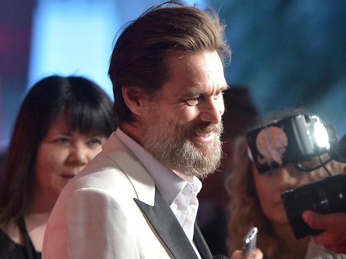 Jim Carrey (Foto: John Lamparski/Getty Images)