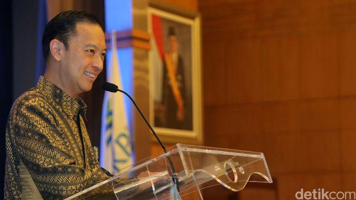Kepala Badan Koordinasi Penanaman Modal (BKPM) Thomas Lembong/Foto: Agung Pambudhy